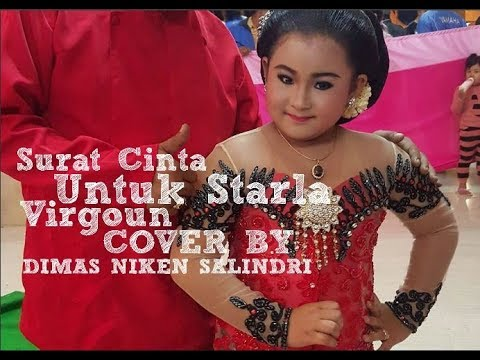 Surat Cinta Untuk Starla (Virgoun) Cover By Dimas Niken Salindri