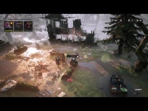 Mutant Year Zero: Road to Eden. Recuperando la llave de Lux. |