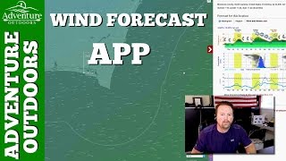 How To Get A Wind Forecast ~ A Great Wind Map Forecast App ~ Windyty