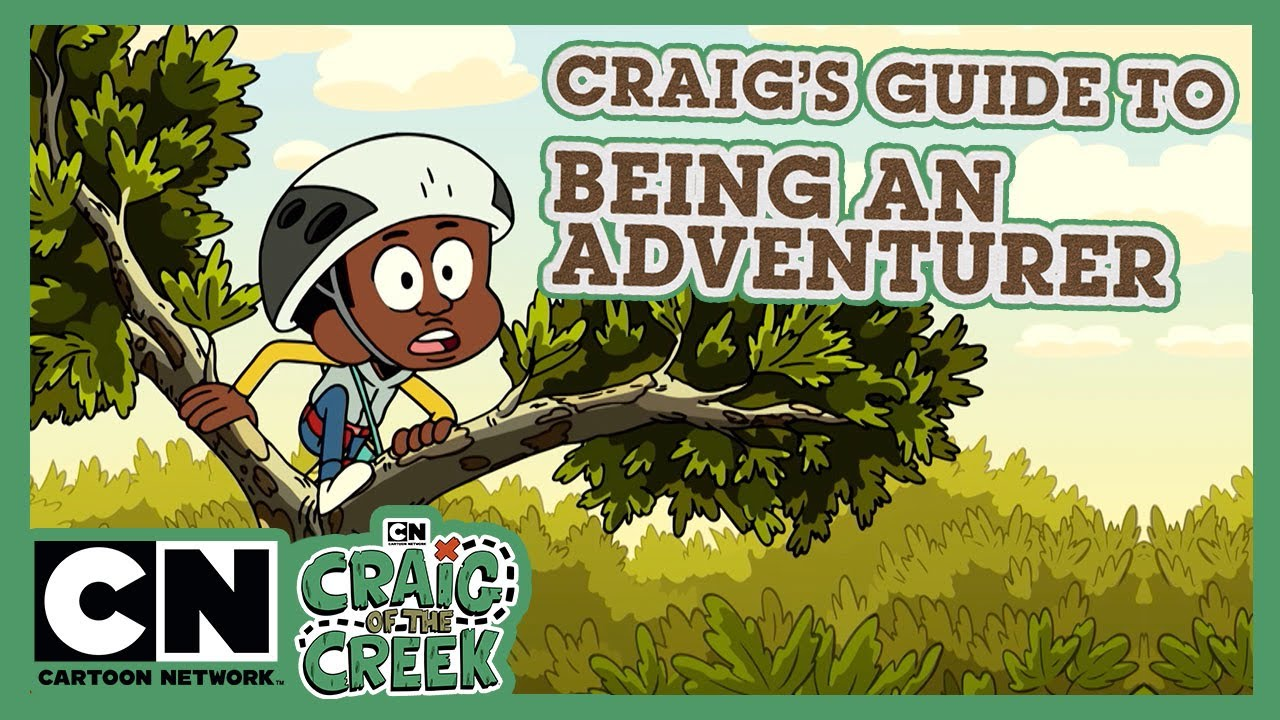 Craig of the Creek | Guide To Being An Adventurer | Cartoon Network UK 🇬🇧