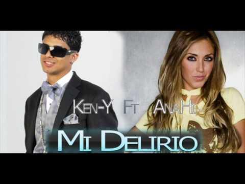 """Mi Delirio - Ken-y Ft Anahi **Original De Estudio**  """"Prod By Mistyco"""" New Song 2009 Diciembre"""