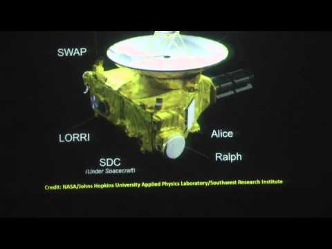 New Horizons, science at the edge of the Solar System - John Mason