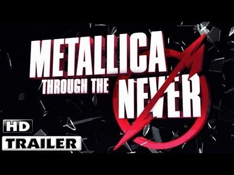 Metallica 3D Through the never  2013 subtitulado en español