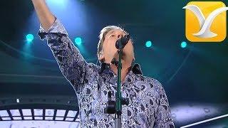 Ricardo Montaner, Déjame llorar Festival de Viña del Mar 2016