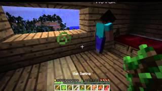 Minecraft Prezivljavanje U Troje Ep1 - Kucica