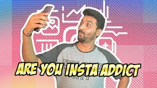 STOP BEING AN INSTAGRAM ADDICT | AWESAMO SPEAKS