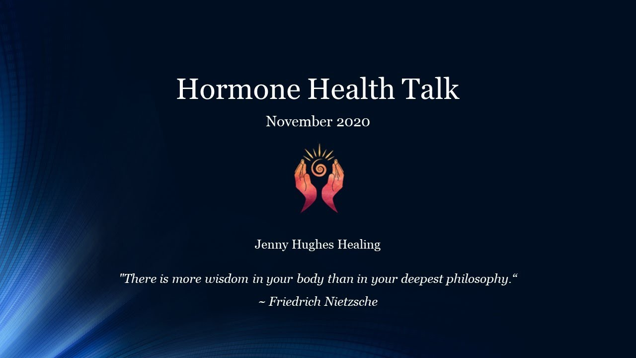 Hormone Health Talk