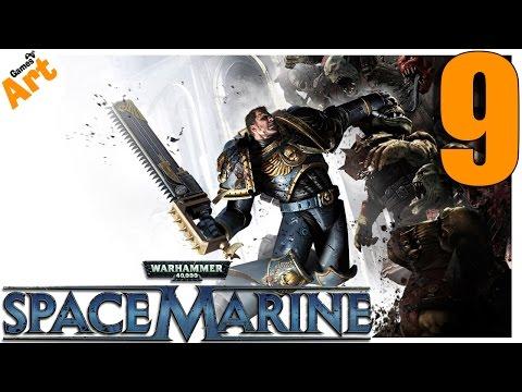 Warhammer 40.000 - Space Marine - 9 [HARD]