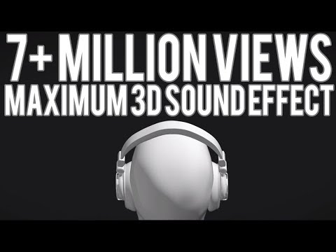 Maximum 3D Sound Effect  Use Headphone  Check Description