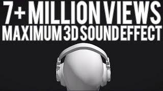 Maximum 3D Sound Effect | Use Headphone | Check Description thumbnail
