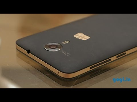 Micromax Canvas Xpress 2 review, benchmark, gaming, unboxing