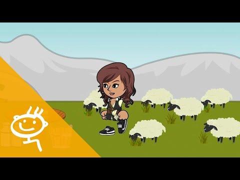 La Pastora - Canción Infantil en Español - HD (con Subtítulos)