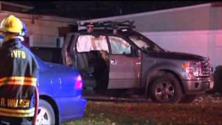 Car crashes into Ishpeming home