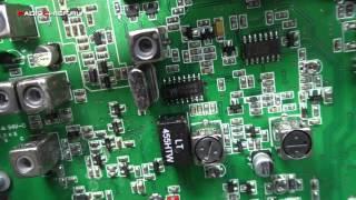 Ремонт / відновлення MegaJet MJ-3031M Turbo