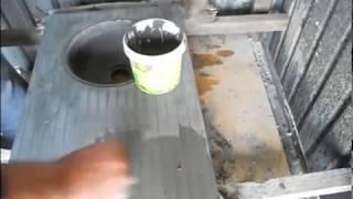 Изготовление мойки из бетона своими руками.2 часть/Production of concrete wash their part rukami.2(Всем привет!Долгое время я вынашивал идею по изготовлению изделий из бетона таких как,мойки,столешницы,вся..., 2015-07-10T10:41:00.000Z)