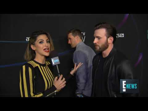 What Would Chris Evans Send Octavia Spencer If Patriots Win?  I uploaded this video if anyone isinterested