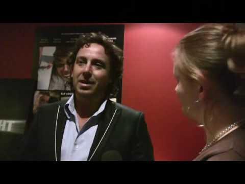 Marco Borsato bij voorpremière Wit Licht in Ede