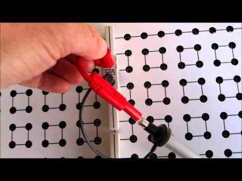 Lab #8 Diac & Triac Lab A (Testing a Triac with a DMM & Placing a Diac in an AC circuit)