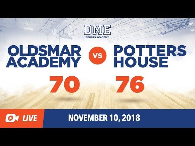Oldsmar vs Potters House SIAA Xover