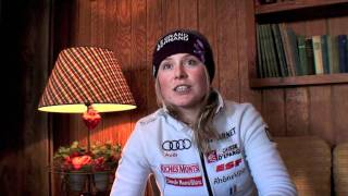 Interview de Tessa Worley