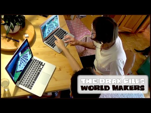 The Drax Files: World Makers [Episode 31: Tom Boellstorff]