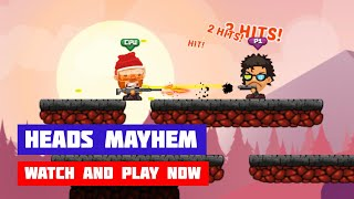 Heads Mayhem · Game · Gameplay