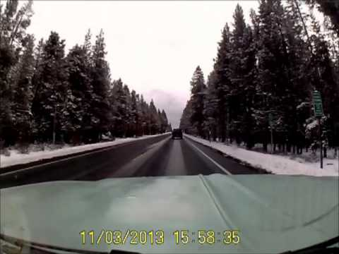 Hwy 58 Willamette Pass (Tunnel to Chemult)