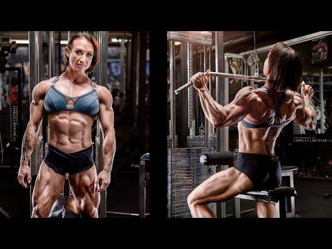 IFBB Pro Olympian Lee-Anne Temnyk – Female Bodybuilding Motivation