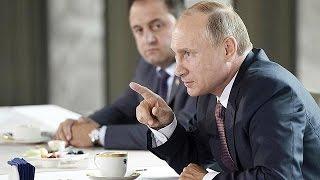 Уроки истории у берегов Крыма: Путин погрузился на дно Черного моря