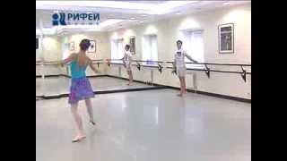 Сюжет на ТВ Рифей 'Звёзды Мирового Балета в Перми' 2014 г.