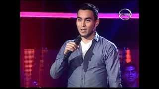 """Alfredo Gómez canta """"Contigo a la distancia"""" - La Voz Perú - Segunda Temporada"""