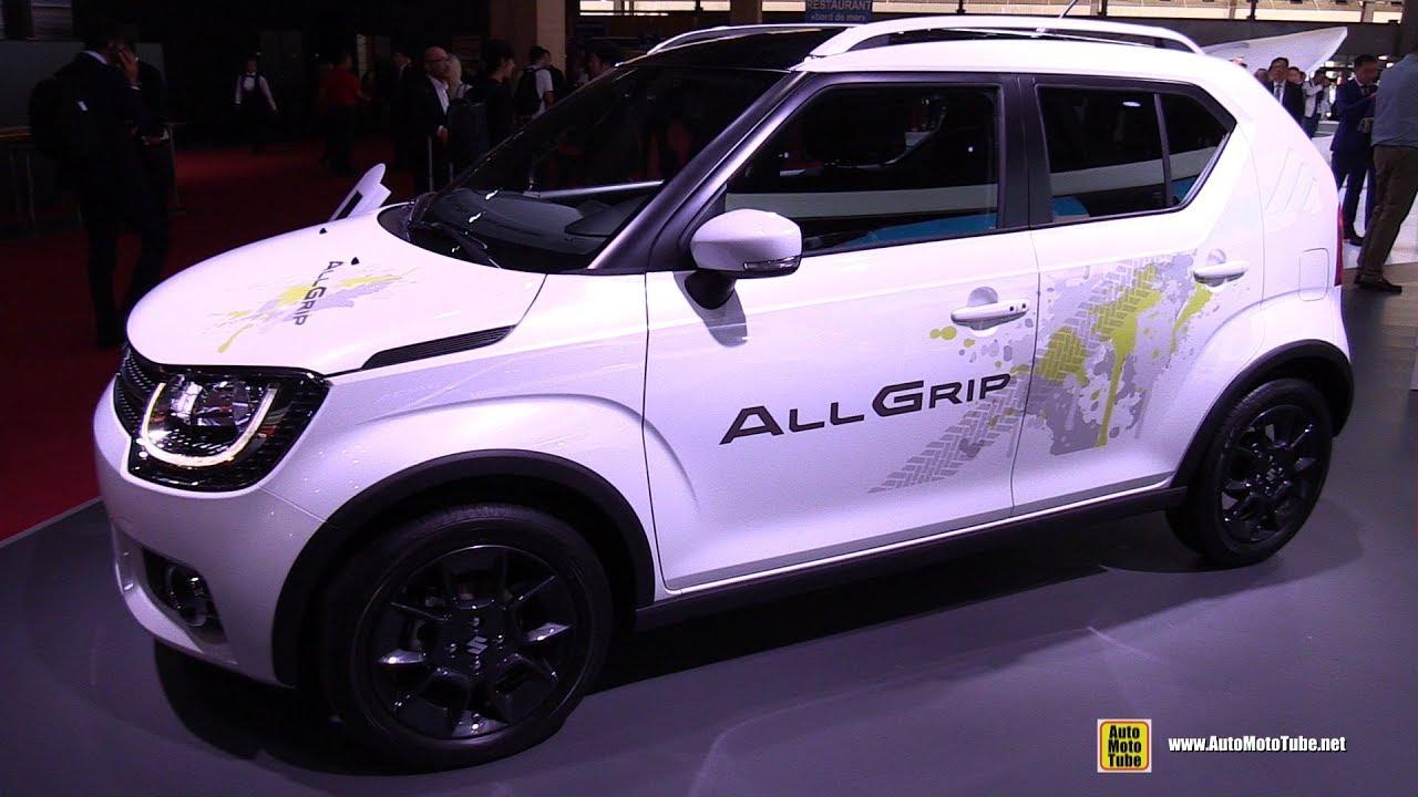 2017 Suzuki Ignis All Grip