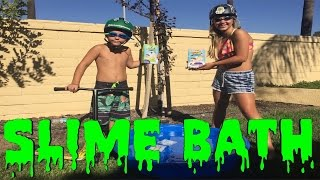 SCOOTERS & SLIME!
