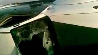 3 Police Cars Crashed in Dubai, UAE