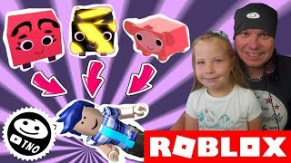 🐾 WE are GIVING AWAY PET with BARUNKOU-Moon! Pet Simulator! | Roblox | Daddy and Yohana CZ/SK