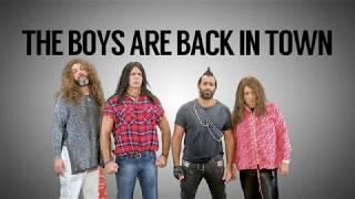 Ράδιο Αρβύλα - The Boys Are Back In Town (Trailer)