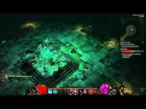 Diablo III - Achievement Hunting - Massive Blow and Overachiever