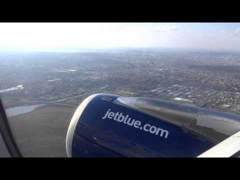 Flying JetBlue Airways A321 Airbus from JFK to MCO (Oct 2014) by jonfromqueens