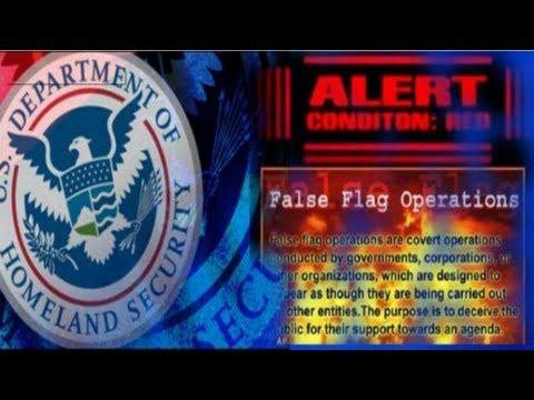 A CLOSER LOOK At FBI Boston Marathon Bombing False Flag