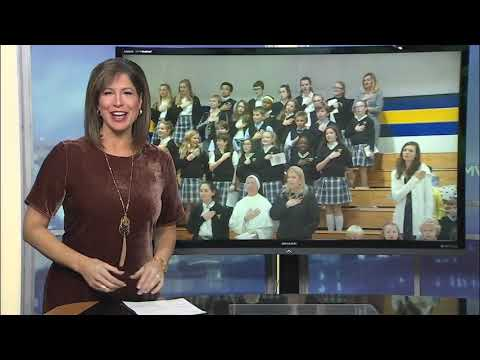 The Morning Pledge: Overbrook School