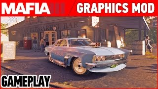 MAFIA III First Graphics MOD/Reshade Preset and 60fps Patch Gameplay