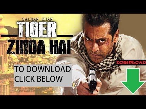 Tiger Zinda Hai 720P HDRIP FULL MOVIE 2018