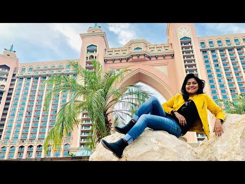 Rs45 Lakh  a Night Room,Hotel/ ATLANTIS DUBAI -Episode 1/Sangita sen