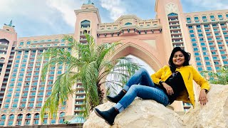 When I visited The Most Expensive Hotel in the World -ATLANTIS DUBAI /Ep-1/Inside Tour /Sangita sen