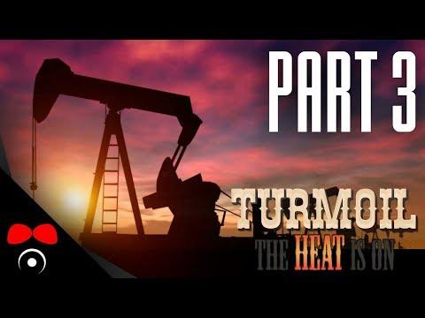 UŽ ZASE VÁLCUJU KONKURENCI! | Turmoil: Heat Is On #3