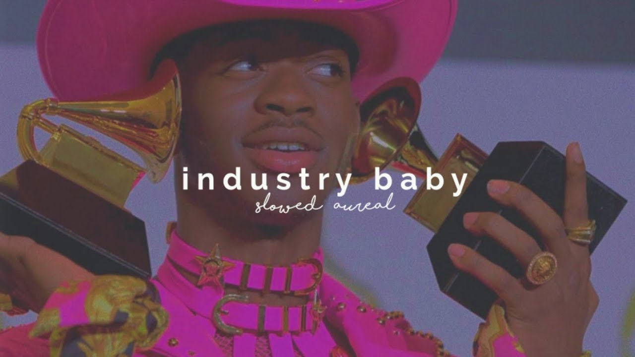 Download lil nas x - industry baby (slowed + reverb)