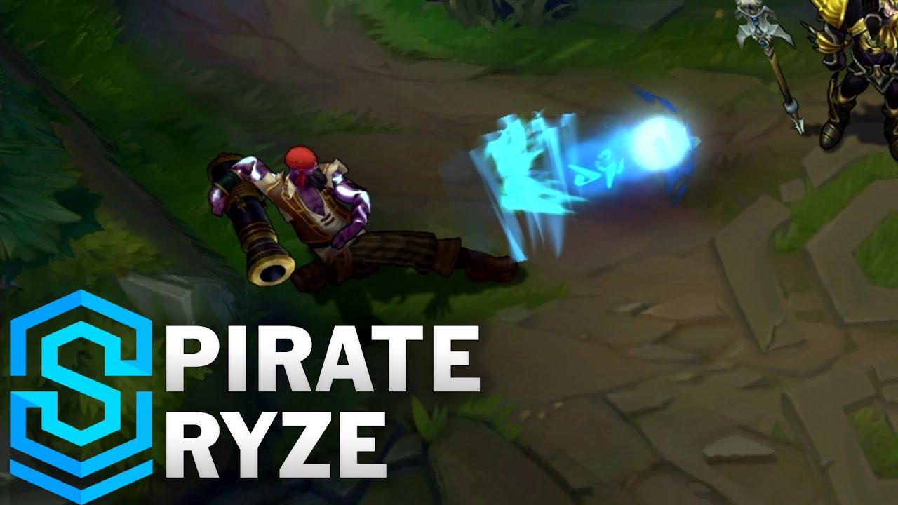 Ryze Pirate