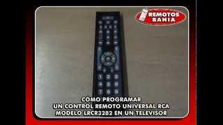 cmo programar un control remoto universal rca lrcr3283 how to program universal remote control