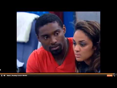BB15 Live Feeds Aaryn Racist Comments On Black People In Fro