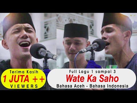 LIVE TADI MALAM | FULL HD | SAHUR ACEH VIRAL watee ka saho 18 Ramadhan 1441 / 2020 || Perkusi Aceh
